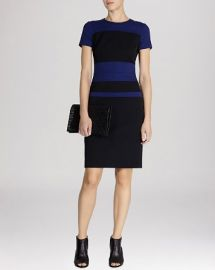 KAREN MILLEN Dress - Sporty Color Block at Bloomingdales