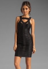 KEEPSAKE We All Want Love Dress in Black at Revolve