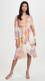 KENDALL   KYLIE Front Wrap Duster Dress at Shopbop
