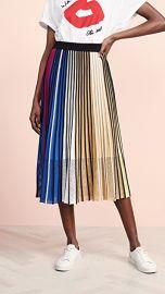 KENZO Vertical Rib Skirt at Shopbop