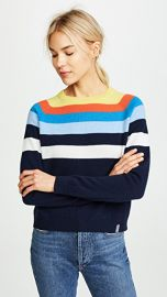 KULE The Biminy Twist Cashmere Sweater at Shopbop