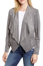 KUT from the Kloth Tayanita Faux Suede Jacket   Nordstrom at Nordstrom