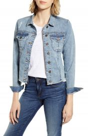 KUT from the Kloth Kara Denim Jacket   Nordstrom at Nordstrom