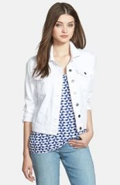 KUT from the Kloth and39Helenaand39 Denim Jacket at Nordstrom