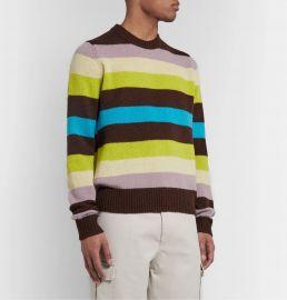Kai Striped Wool Sweater at Mr Porter