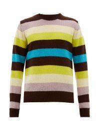 Kai striped wool sweater at Matches