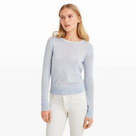 Kalani Tipped Sweater at Club Monaco