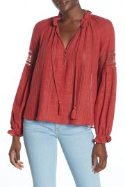 Kalina Blouse by Veronica Beard  at Nordstrom Rack