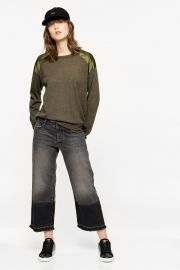 Kansas Patch Sweater at Zadig & Voltaire
