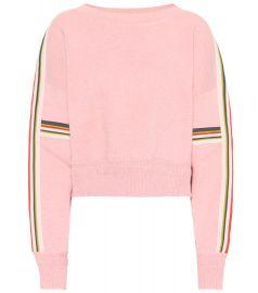 Kao Cotton-Blend Sweater by Isabel Marant Etoile at Mytheresa