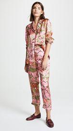 Karen Mabon Tiger Blossom PJ Set at Shopbop