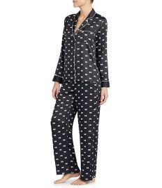 Kate Spade Bow Print Pajamas at Dillards