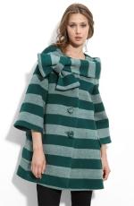 Kate Spade Mona coat at Nordstrom on Glee at Nordstrom