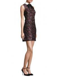 Kate Spade New York - Boho Jacquard Mini Dress at Saks Fifth Avenue