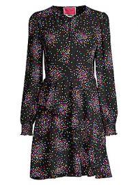 Kate Spade New York - Confetti-Print Smocked Shirtdress at Saks Fifth Avenue
