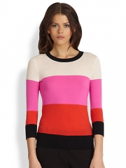 Kate Spade New York - Wool Talley Sweater at Saks Fifth Avenue