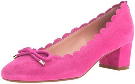 Kate Spade New York Women s Yasmin Dress Pump Pink at Amazon