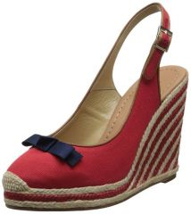 Kate Spade Sweetie Wedges at Amazon