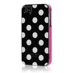 Kate Spade polka dot iphone 4 case at Amazon