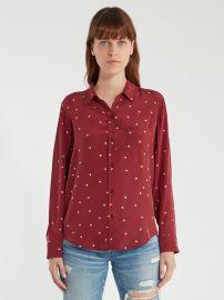 Kate Stars Silk Shirt by Rails at Verishop