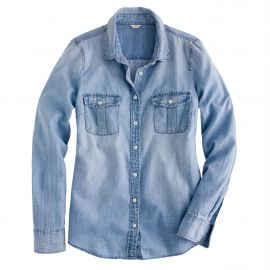 Keeper Chambray Shirt at J. Crew
