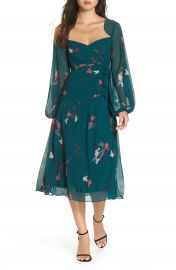 Keepsake the Label Night Fall Midi Dress at Nordstrom