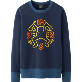 Keith Haring Graphic Sweat at Uniqlo