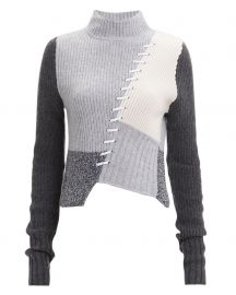Kelly Laced Sweater at Intermix