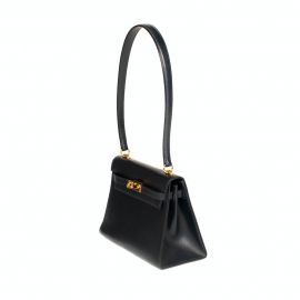 Kelly Mini Leather Handbag by Hermes at Vestiaire Collective