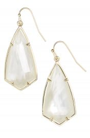 Kendra Scott Carla Semiprecious Stone Drop Earrings at Nordstrom