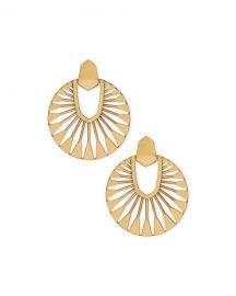 Kendra Scott Didi Sunburst Earrings at Neiman Marcus