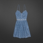 Kenzie Dress by Abercrombie at Abercrombie