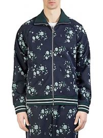 Kenzo - Cheongsam Flower Track Jacket at Saks Fifth Avenue