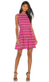 Kenzo All Over Rice Bag Dress in Deep Fuchsia from Revolve com at Revolve