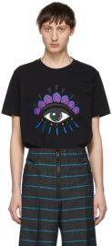 Kenzo Black Eye T-Shirt at SSENSE