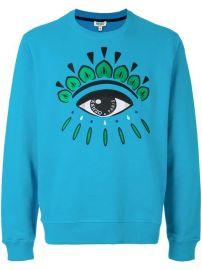 Kenzo Eye Sweatshirt - Farfetch at Farfetch