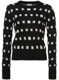 Kenzo Jackie Flowers Sweater at Farfetch