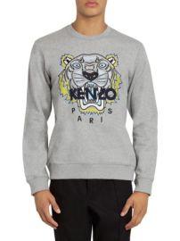 Kenzo Tiger Sweatshirt at Saks Fifth Avenue