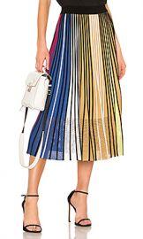 Kenzo Vertical Rib Skirt in Multi Color from Revolve com at Revolve