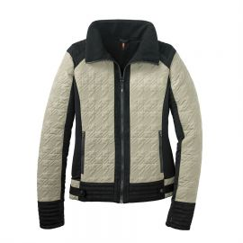 Kerrits EQ Quilted Moto Jacket at Dover Saddlery