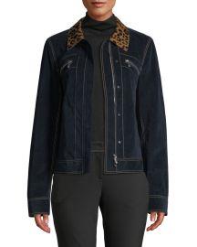 Kesha Jacket by Lafayette 148 New York at Bergdorfgoodman