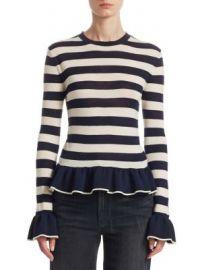 Khaite - Claudia Wool Sweater at Saks Fifth Avenue