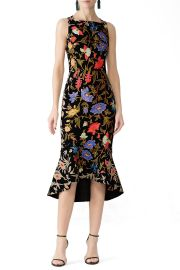 Kia Dress by Peter Pilotto at Rent The Runway