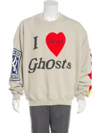 Kids See Ghosts Sweatshirt by Kanye West at The Real Real