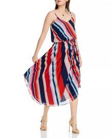 Kim Striped Dress at Bloomingdales
