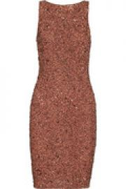 Kimber sequined tulle dress at The Outnet