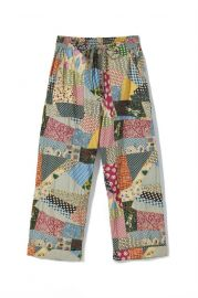 Kimchi Blue Gertie Patchwork Pant at Urban Outfitters