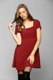 Kimchi Blue Skater Dress at Urban Outfitters