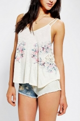 Kimchi Blue Sneaky Peek Cami at Urban Outfitters