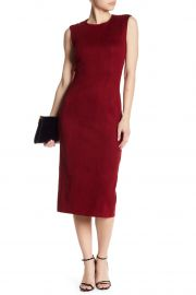 Kimi Suede Dress by Level 99 at Nordstrom Rack